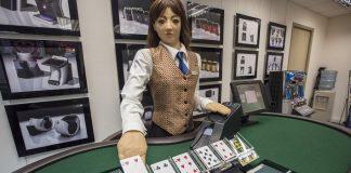 The Future of Casino Robots