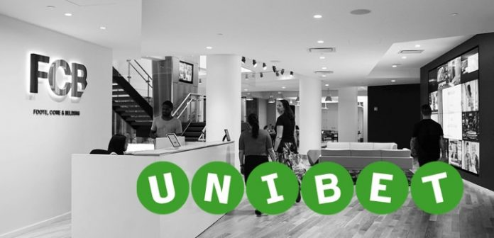 Unibet to Partner with FCB-NY for Gambling Push in US