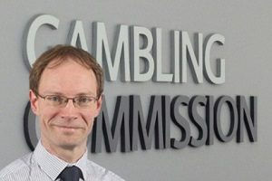Paul Hope, Gambling Commission