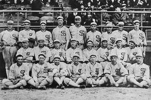 History of the Black Sox