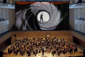 James Bond in Concert at the Sydney Opera House