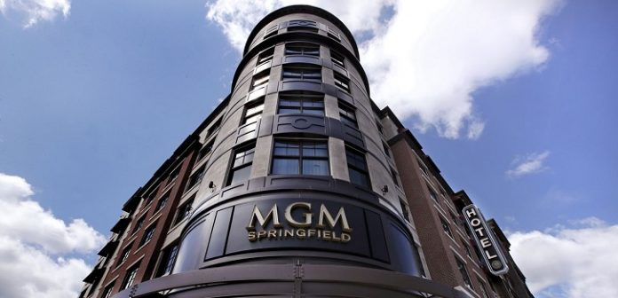 MGM Tells Investors Gambling In MA Casinos Is Ramping Up