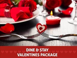 Valentine's Package Stays