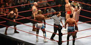 WWE Professional Wrestling
