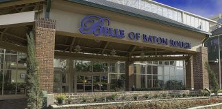 Belle of Baton Rouge Wants to Move Casino on Land in La