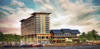 Biloxi House LLC has started the process to bring the old Margaritaville casino site overlooking the back bay back to life.