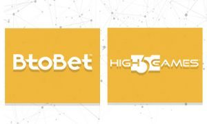 High 5 Games' Partnership
