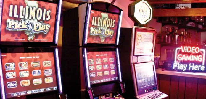 Illinois Town May Raise Gambling Machine Fee