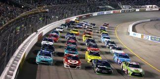 NASCAR Joins the Gambling Race