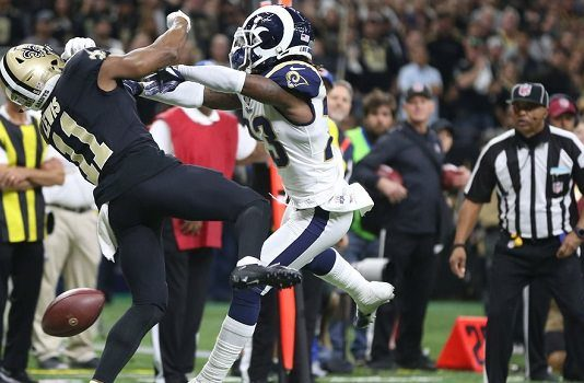 Sportsbooks Took a Hit on the NFL NFC Championship Game Due to Officiating