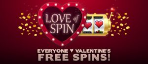 valentine love of spin