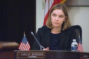 Alderman Amelia Buragas