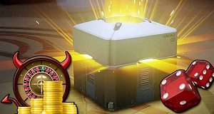 Loot Boxes, and Gambling