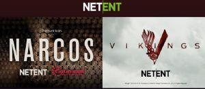 Narcos Mexico and Vikings Slots