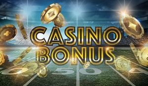 Casino based on the Bonus Offered.