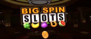 VR Big Spin Slots