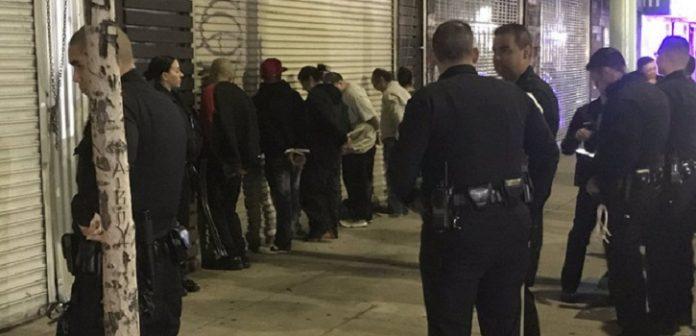 Police Break Up Illegal Gambling Business in Koreatown, Los Angeles