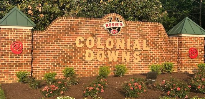 Colonial Downs Set to Open Virginia's First Casino-Style Gambling Parlor