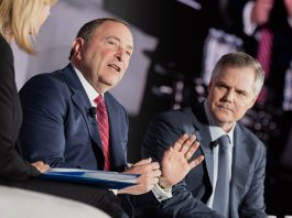 NHL Embraces More Betting, Joins with a Third Gambling Operator