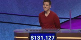 James Holzhauer New Smash 'Jeopardy' Champion