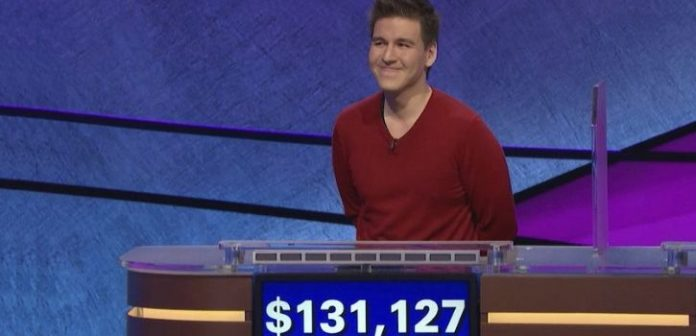 James Holzhauer New Smash 'Jeopardy' Champion