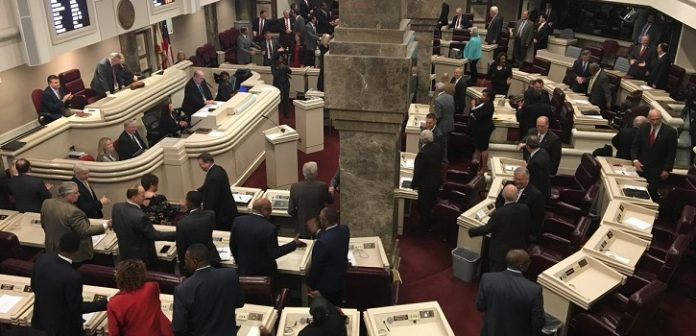Gambling bill advancing in AL legislature