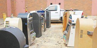 Arkansas Sheriff's Office Destroys Illegal Gambling Machines