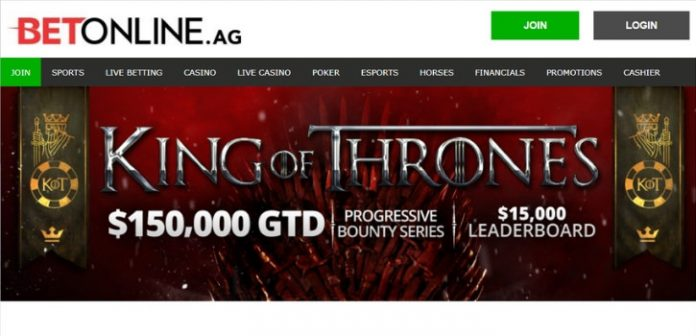 Like Game of Thrones? There's a Sportsbook for That