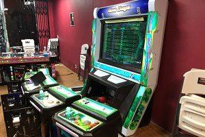gambling equipments detained