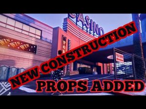 under construction casino