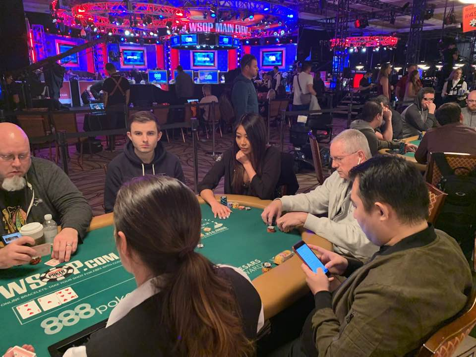 Wsop 2019 Hosts The 2nd Largest Main Event Of All Time