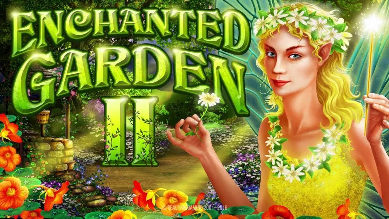 ENCHANTED GARDEN 2 SLOTS