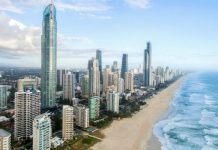 CAESAR WITHDRAWS FROM THE GOLD COAST CASINO RACE