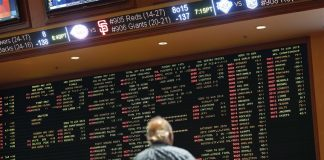 Sports betting is now legal in some states