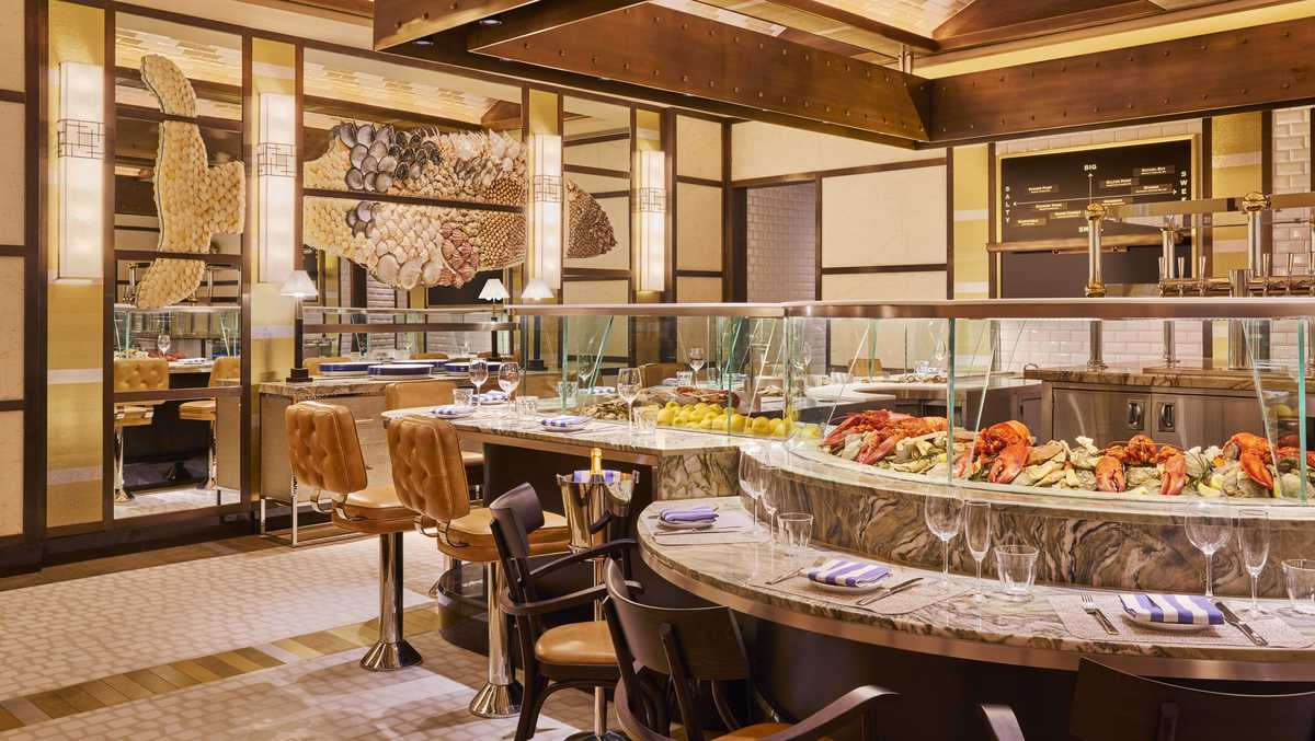 A LOOK AT ENCORE BOSTON HARBOR'S BUFFET - USA Online Casino