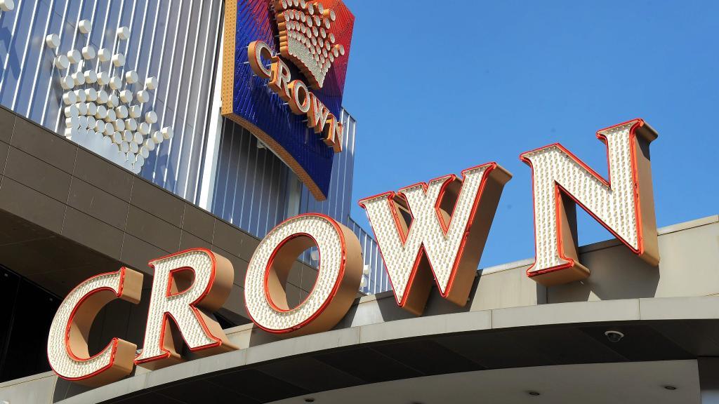 Crown Casino Arrest