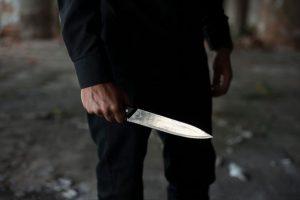 knifepoint robbery