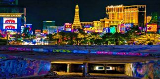 Vegas tunnel people