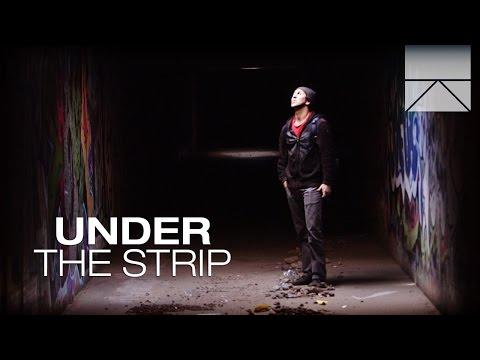 under the strip