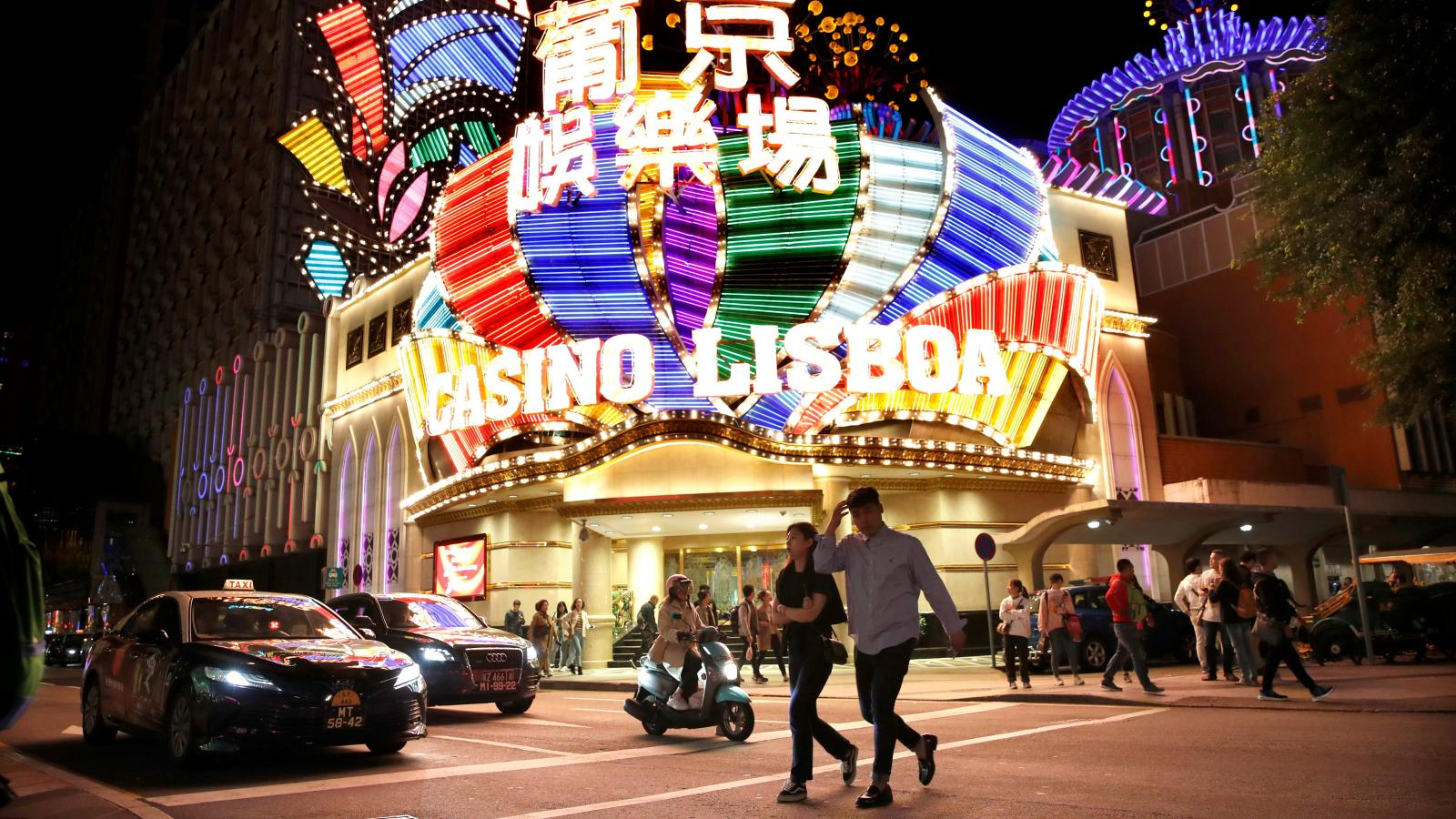 Macau Online Casino
