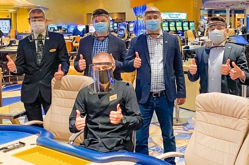 Casino Reopen