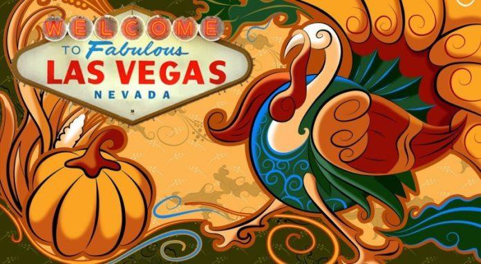 Vegas Thanksgiving